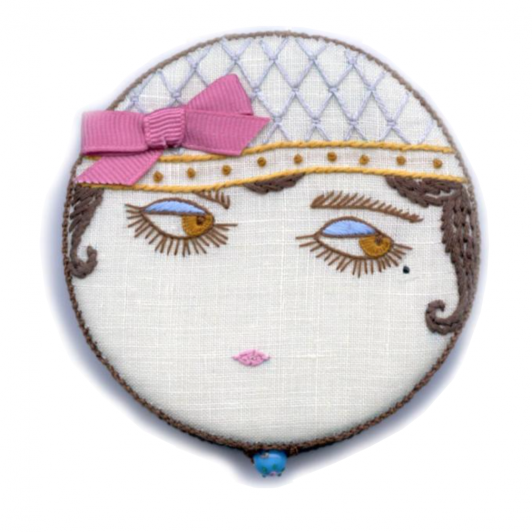 Josephine Needle Flapper Needle Book