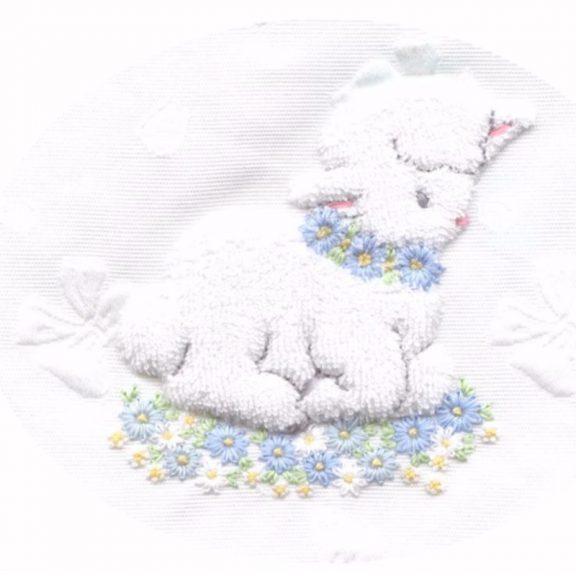Beautiful Dreamer - Pattern - Children's Baby Blanket