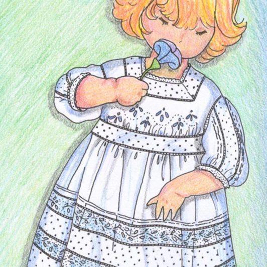 Victorian-Baby-Dress-window