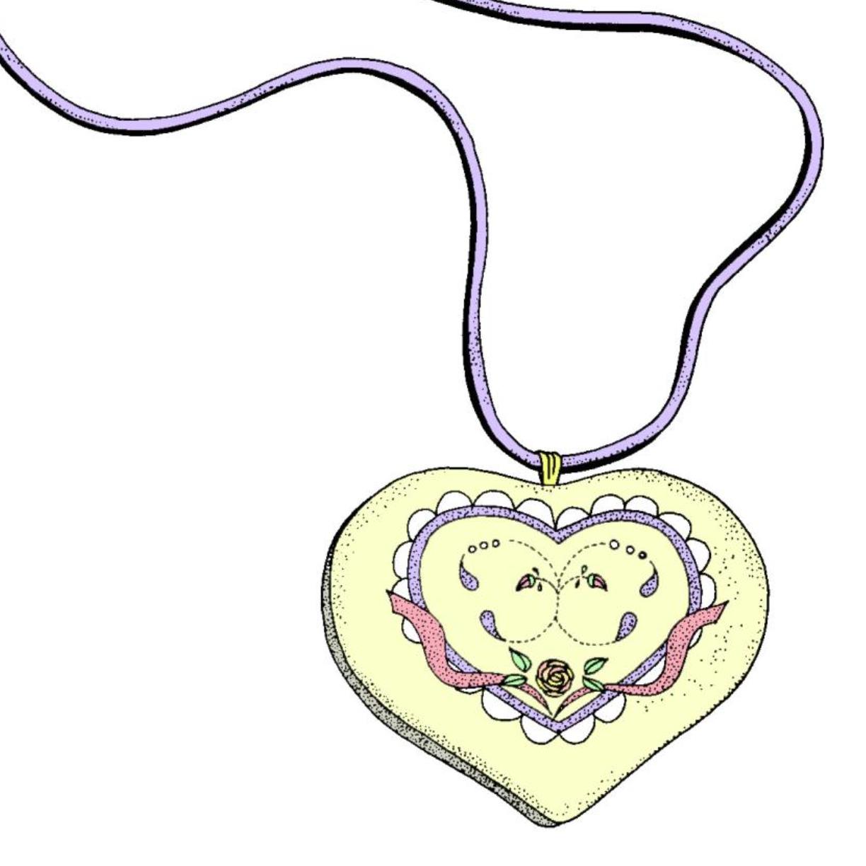 Valentine Heart Pendant